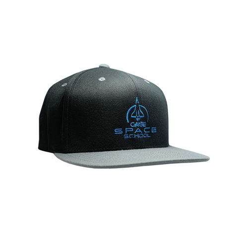 Picture of CASE Space School Snapback Cap